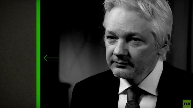 Julian Assange to Speak Prerecorded RT Interview (11/5/16)