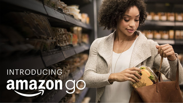 Introducing Amazon Go and the world's most orwellian dystopic hell
