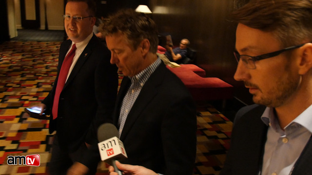 Rand Paul recommends Prison Sentence for Hillary Clinton