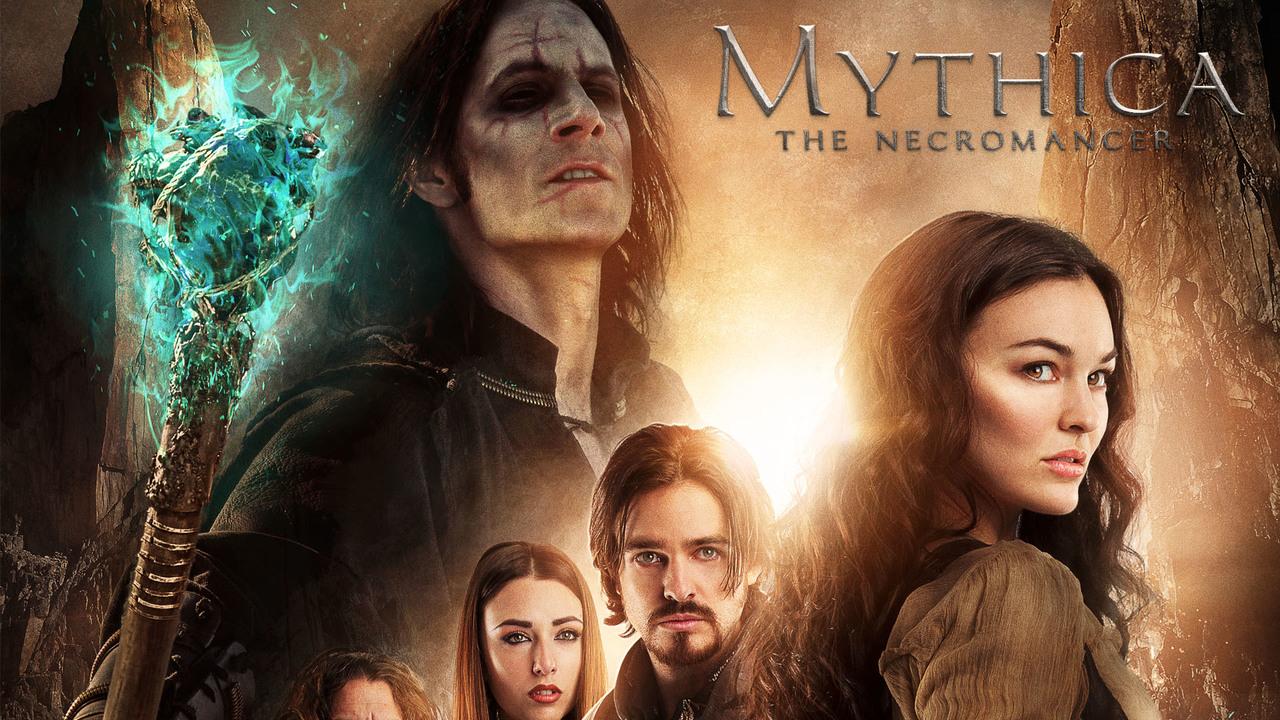 Xem Phim Kẻ Triệu Hồn - Mythica: The Necromancer - Wallpaper Full HD - Hình nền lớn