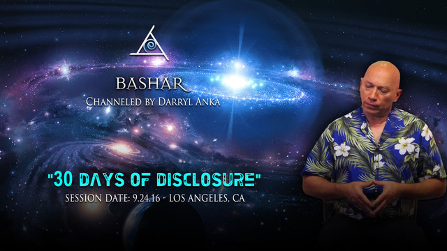 30 Days of Disclosure - Video (2 hours)