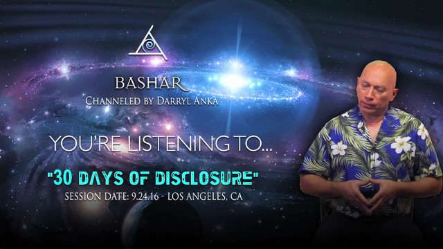 30 Days of Disclosure - Audio Only 1/1