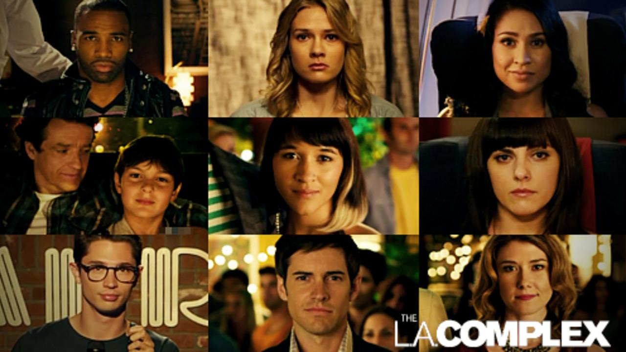 The LA Complex (The Kal & Tariq Story)