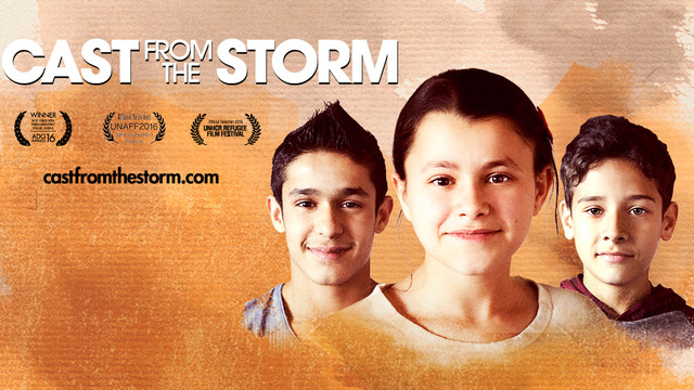 Cast from the Storm