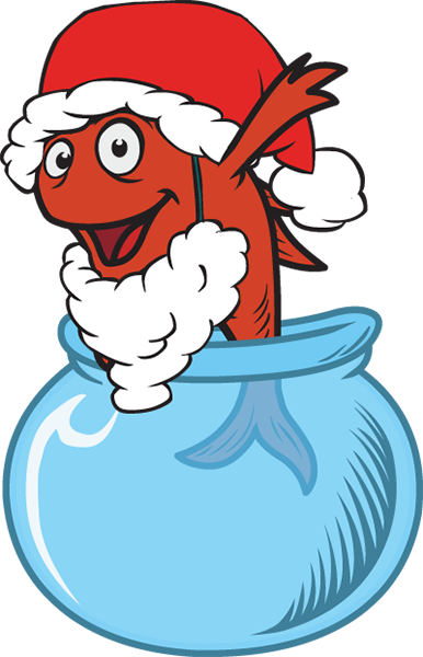 The cat in the hat knows a lot about christmas for Cat in the hat fish