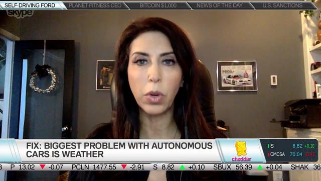 Lauren Fix on How Self-Driving Cars W...