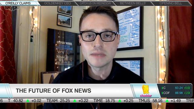 Mediaite's J.D. Durkin on the Future of Fox News