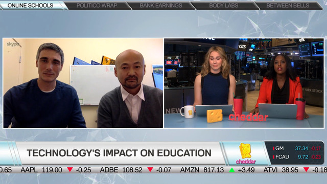 Stanford Online School on Technology's Impact on Education