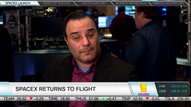 Space.com's Tariq Malik on Value in SpaceX's Commercial Efforts