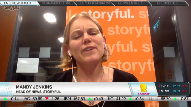 Mandy Jenkins on What Facebook Needs to Do to Fight Fake News
