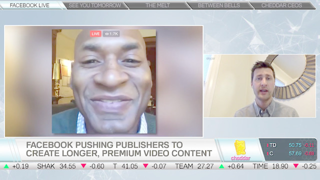 Recode's Kurt Wagner on Facebook Pushing Publishers to Premium Content