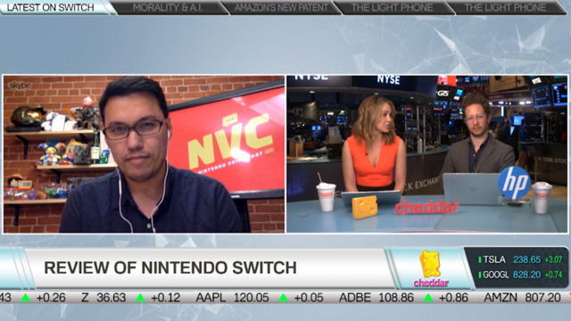 IGN's Jose Otero on Nintendo's Market Opportunity With the Switch
