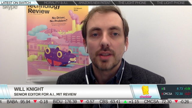 MIT Technology Review's Will Knight on Issues With Self-Driving Cars