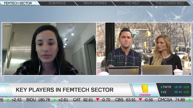 Venture Beat's Bérénice Magistretti on the Rise of Femtech Under President Trump