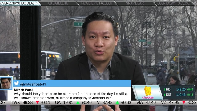 Roger Cheng on Why Verizon is Moving Fast on the Yahoo Deal