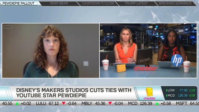Natalie Jarvey on Maker Studios Shrinking Creator Network