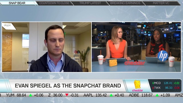 Barrett Daniels on Why Snap's Financials Are Concerning