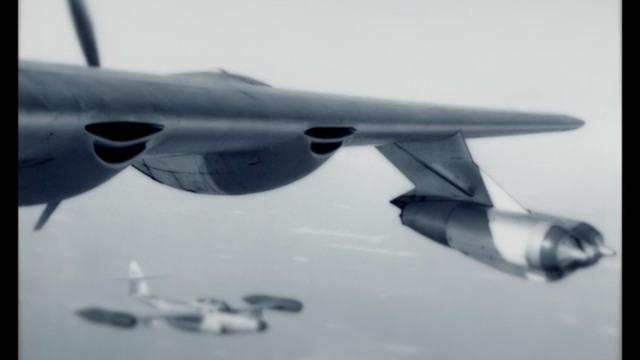 B-36 Newsreel Trailer
