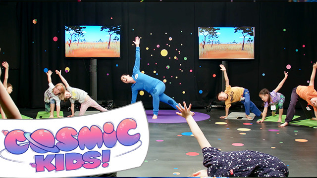 Cosmic Kids Live!   A Cosmic Kids Yog...