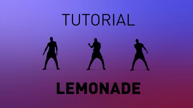 Lemonade - Tutorial