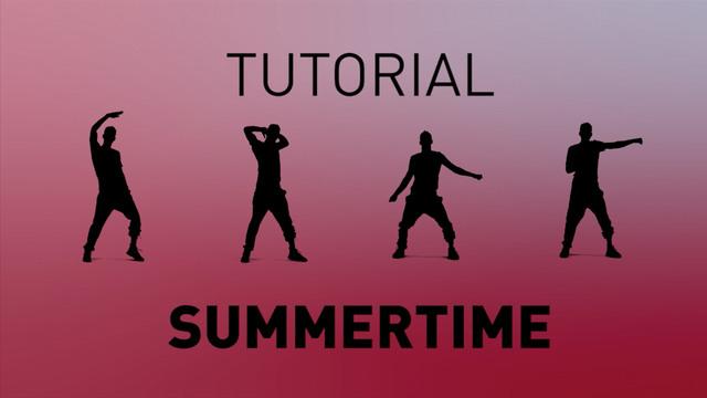 Summertime - Tutorial
