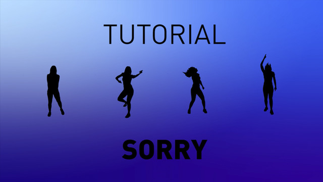 Sorry - Tutorial