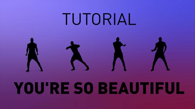 You're So Beautiful - Tutorial