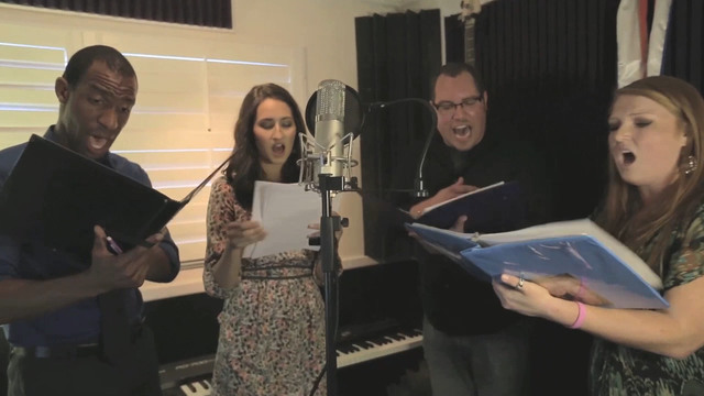 """Making the Musical - E2 - """"Auditions"""""""