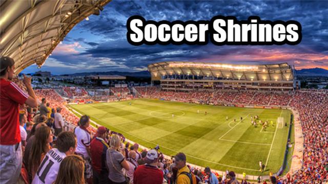 Soccer Shrines