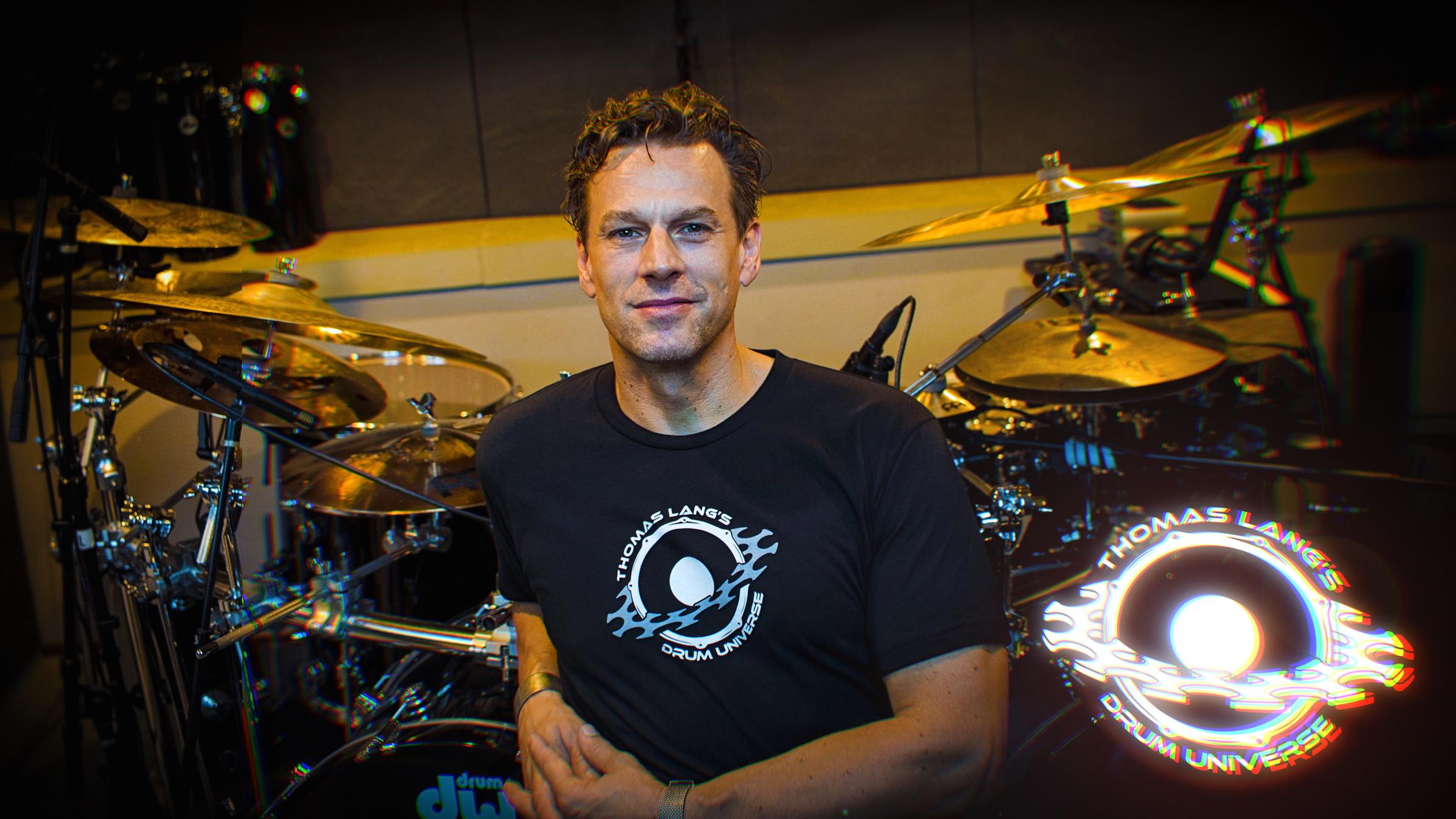 Thomas Lang S Drum Universe