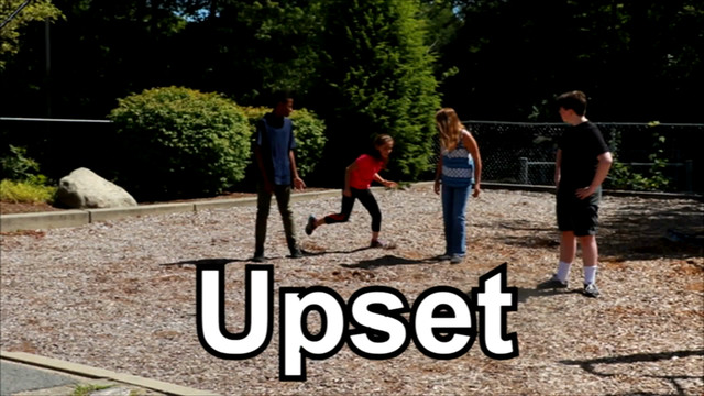 Joining a Group on the Playground