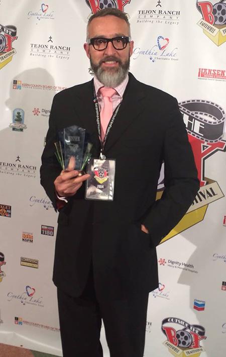 Outside The Box Film Festival - Anthony - Winner