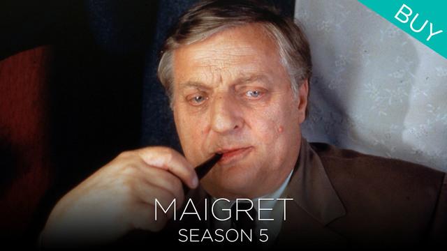 Maigret (Season 5)