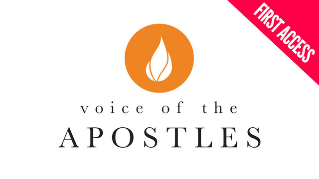 Voice of the Apostles 2017 Lancaster, PA - First Access Package