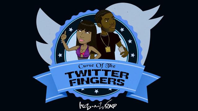 Meek Mill & Nicki Minaj - Curse of the Twitter Fingers Ep 1