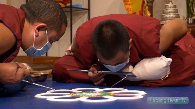 Episode # 2 Tibetan Monks Mandala