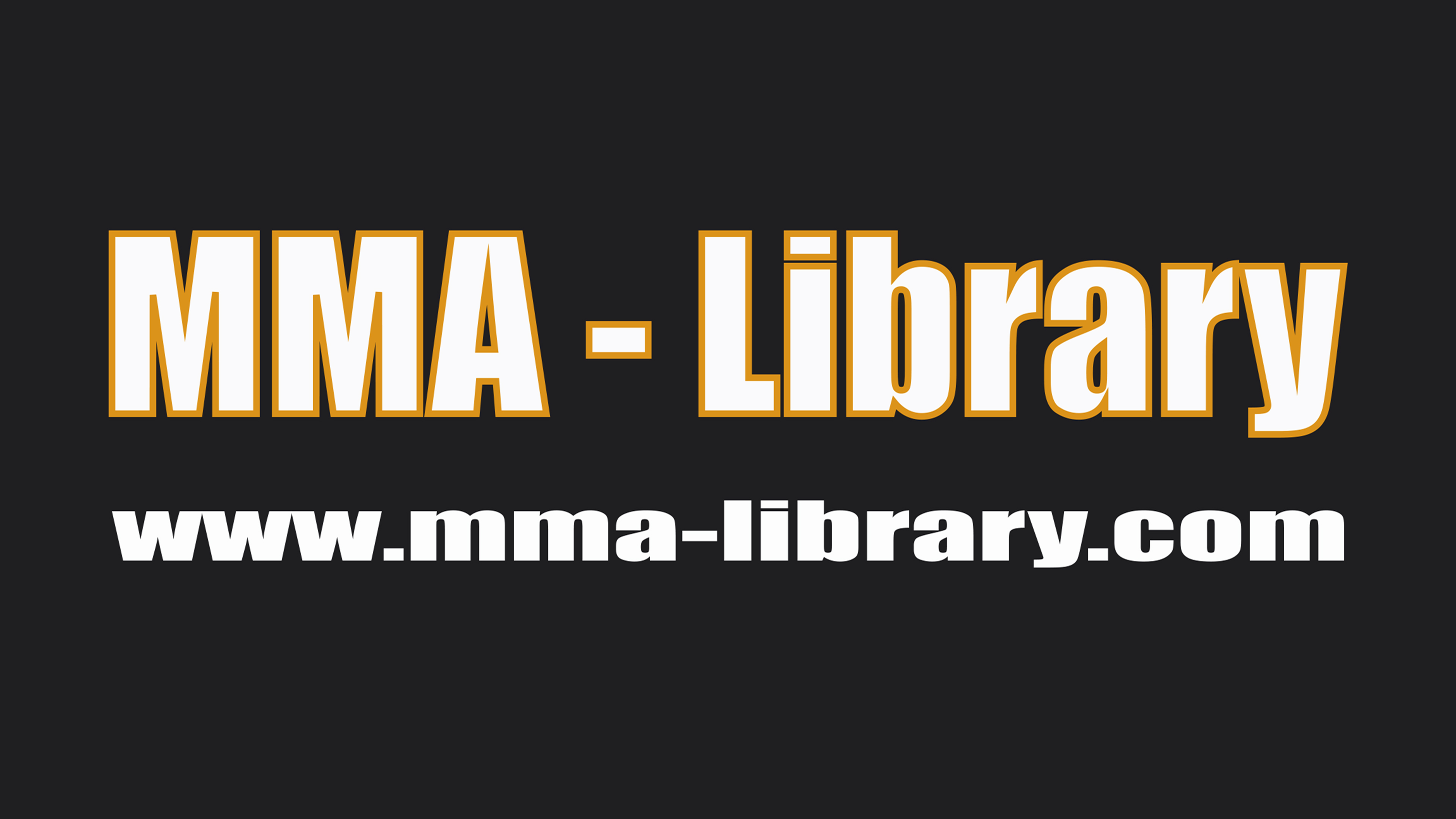 MMA Library