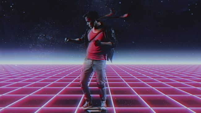 Kung Fury Dedicated to the backers who
