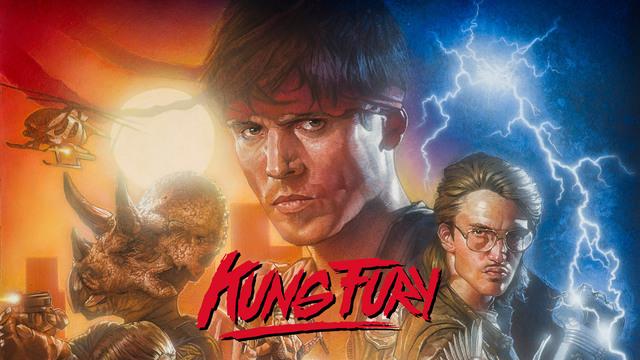 Kung Fury: Official Short Film