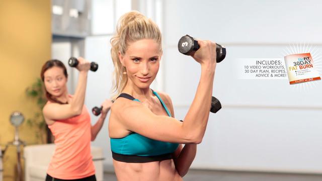 BEFIT 30 DAY FAT BURN Fitness System