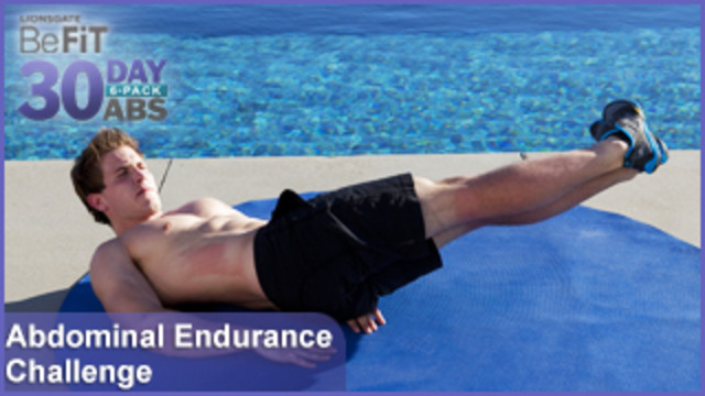 Abdominal Endurance Challenge | 30 Day 6 Pack Abs