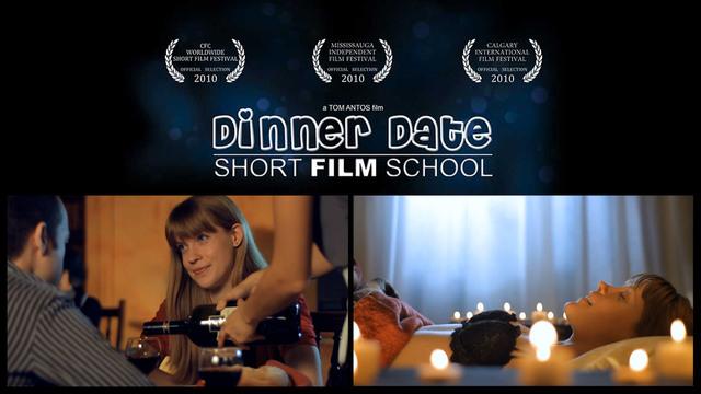 """""""Dinner Date"""" Short Film School"""