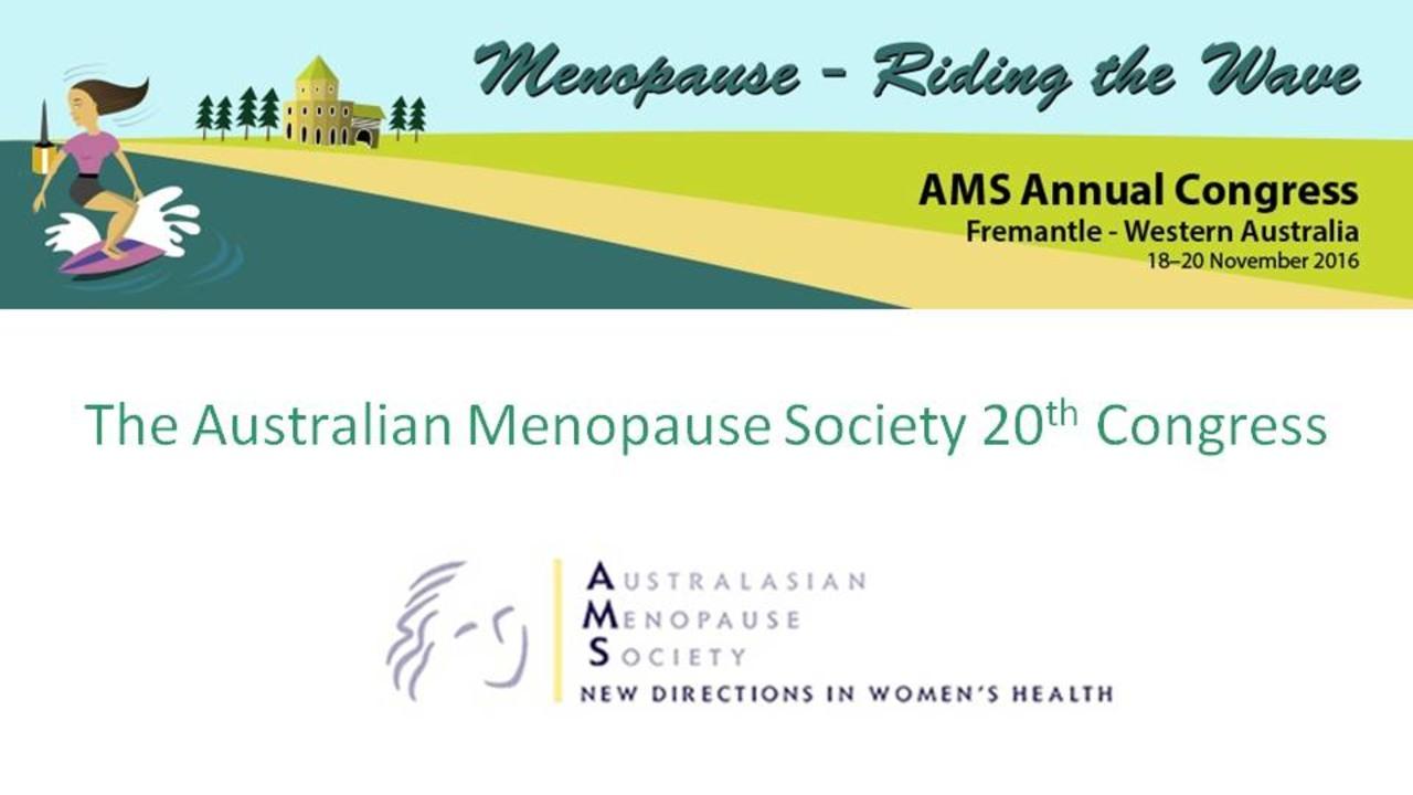 Australian Menopause Society Congress