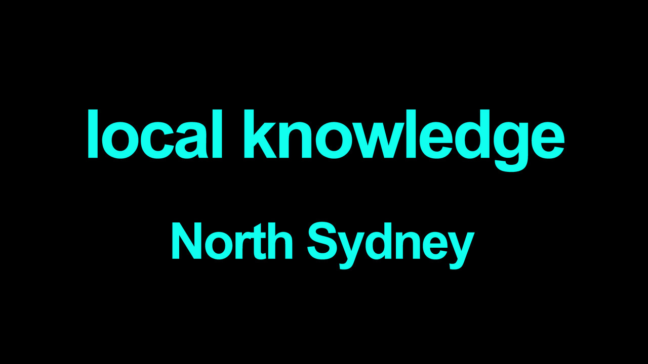 Local Knowledge North Sydney