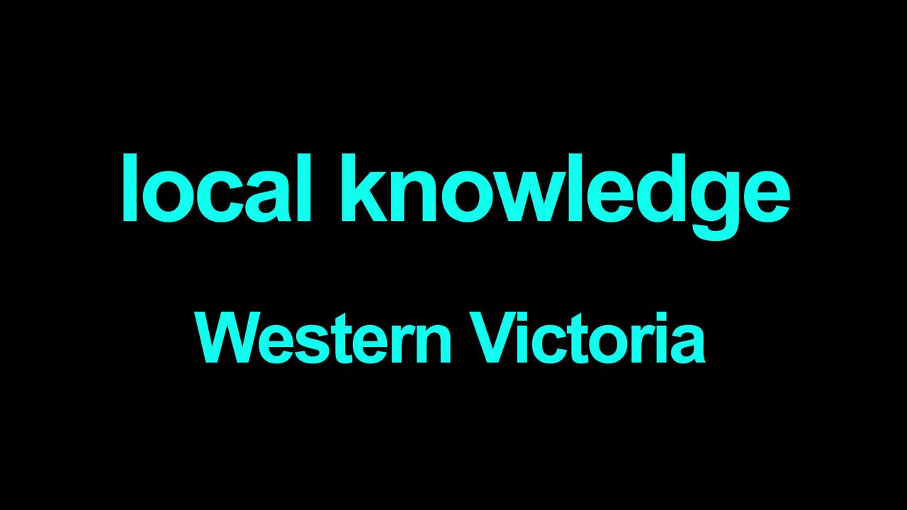 Local Knowledge Western Victoria