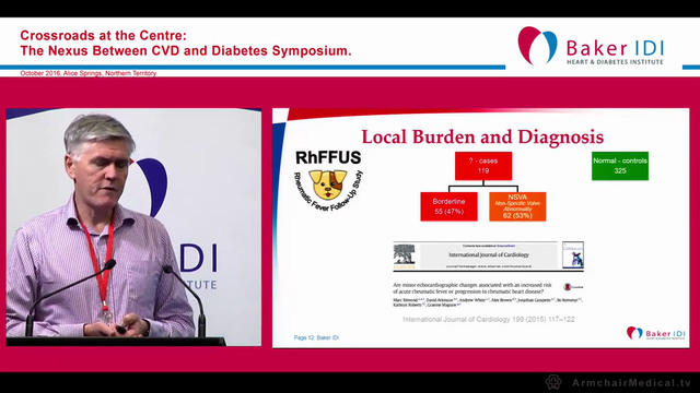Rheumatic Heart Disease What's New Prof Graeme Maguire