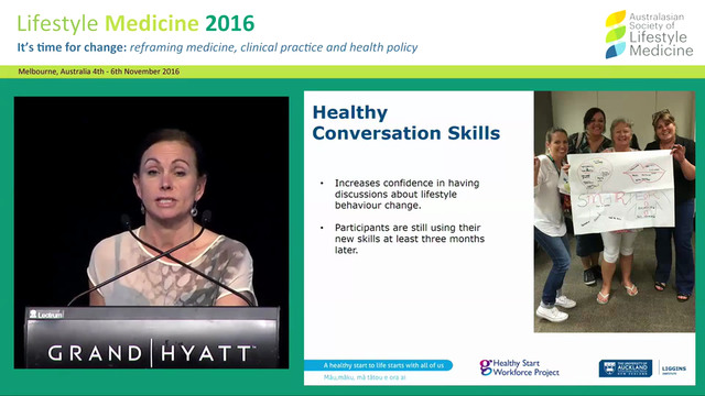 Abstract: Healthy Start Workforce Project: Supporting health practitioners as agents of  change Susan Miller & Mary Cavanagh