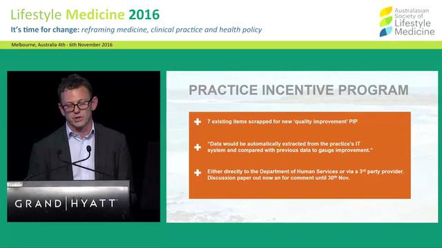GP as Public Health Physician Dr Hamish Meldrum