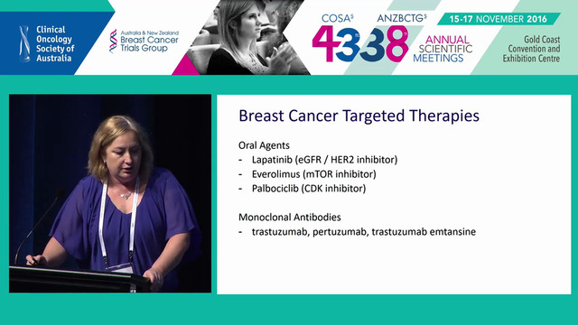 Drug Interactions with targeted Therapies Gail Rowan