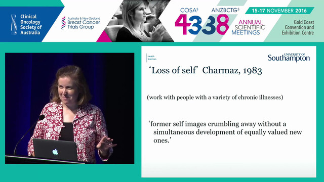 Managing menopause in breast cancer Deborah Fenlon